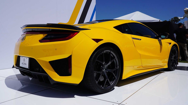 Acura NSX Type R, Spider ra mắt năm sau: Muộn còn hơn không? - Ảnh 2.