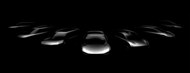 Kia úp mở đội hình 7 xe mới với ngôn ngữ thiết kế khác biệt - Ảnh 1.