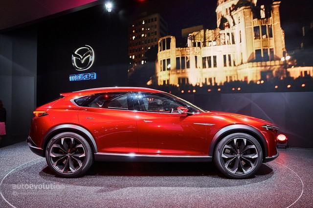 Mazda CX-5 thế hệ mới đòi đấu BMW X3 bằng động cơ 6 xy-lanh, dẫn động cầu sau - Ảnh 2.