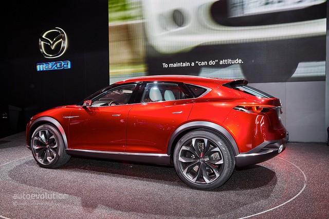 Mazda CX-5 thế hệ mới đòi đấu BMW X3 bằng động cơ 6 xy-lanh, dẫn động cầu sau - Ảnh 3.