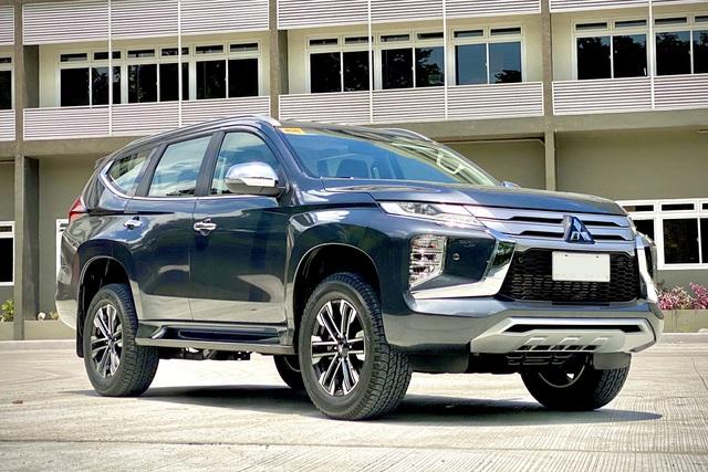 Mitsubishi Pajero Sport 2020 sắp bán tại Việt Nam lộ loạt trang bị mới, tạo sức ép cho Toyota Fortuner - Ảnh 2.