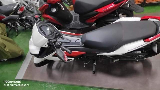 Yamaha Exciter 2021 tiếp tục lộ ảnh tại Việt Nam: Thay đổi thiết kế, nâng cấp trang bị đấu Honda Winner X - Ảnh 1.