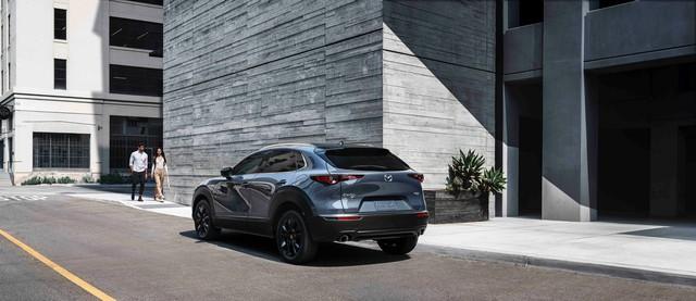 Mazda CX-30 thêm động cơ tăng áp như Mazda3, mạnh hơn nhiều Hyundai Kona - Ảnh 3.