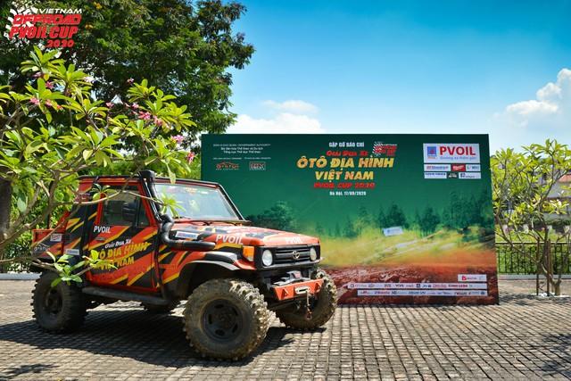 Giải đua ô tô địa hình VOC 2020 chính thức trở lại - Ảnh 1.