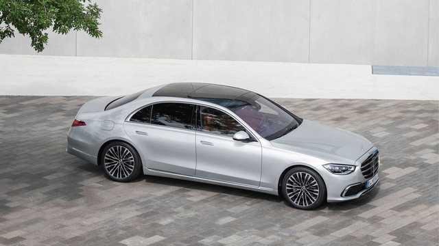 Mercedes-Benz S-Class thế hệ mới ra mắt: Định nghĩa lại tiêu chuẩn xe sang - Ảnh 14.
