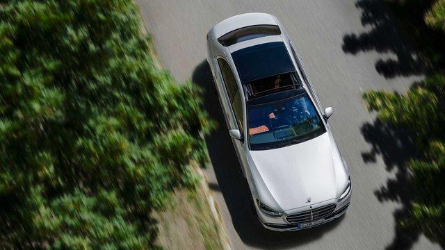Mercedes-Benz S-Class thế hệ mới ra mắt: Định nghĩa lại tiêu chuẩn xe sang - Ảnh 13.