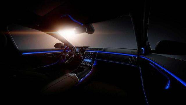 Mercedes-Benz S-Class thế hệ mới ra mắt: Định nghĩa lại tiêu chuẩn xe sang - Ảnh 9.