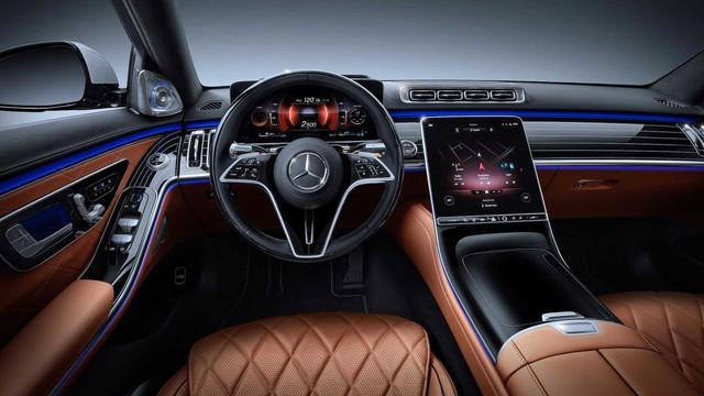 Mercedes-Benz S-Class thế hệ mới ra mắt: Định nghĩa lại tiêu chuẩn xe sang - Ảnh 7.
