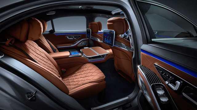 Mercedes-Benz S-Class thế hệ mới ra mắt: Định nghĩa lại tiêu chuẩn xe sang - Ảnh 10.