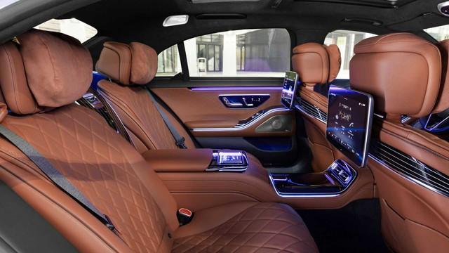 Mercedes-Benz S-Class thế hệ mới ra mắt: Định nghĩa lại tiêu chuẩn xe sang - Ảnh 12.