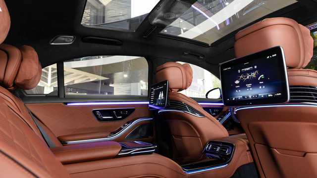 Mercedes-Benz S-Class thế hệ mới ra mắt: Định nghĩa lại tiêu chuẩn xe sang - Ảnh 11.