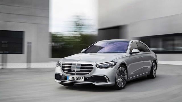 Mercedes-Benz S-Class thế hệ mới ra mắt: Định nghĩa lại tiêu chuẩn xe sang - Ảnh 15.