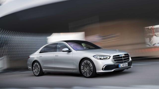 Mercedes-Benz S-Class thế hệ mới ra mắt: Định nghĩa lại tiêu chuẩn xe sang - Ảnh 1.