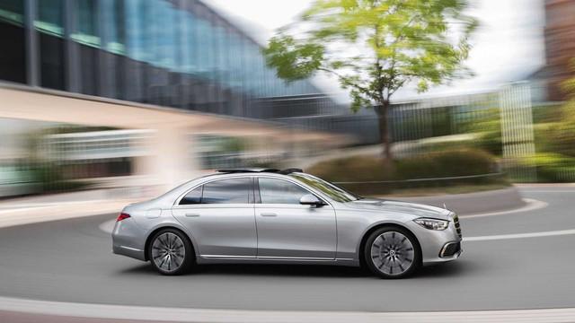 Mercedes-Benz S-Class thế hệ mới ra mắt: Định nghĩa lại tiêu chuẩn xe sang - Ảnh 6.