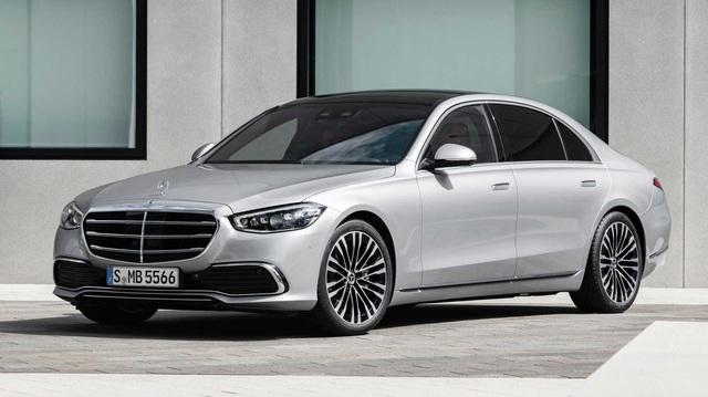 Mercedes-Benz S-Class thế hệ mới ra mắt: Định nghĩa lại tiêu chuẩn xe sang