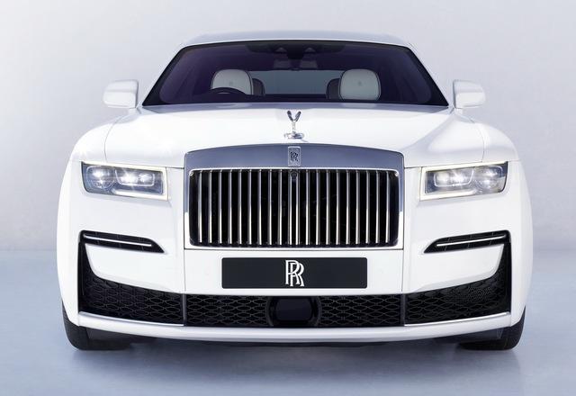 Rolls-Royce Ghost thế hệ mới trình làng: Bóng ma với thiết kế mặt cười ma mị, phá cách hẳn so với Phantom - Ảnh 2.