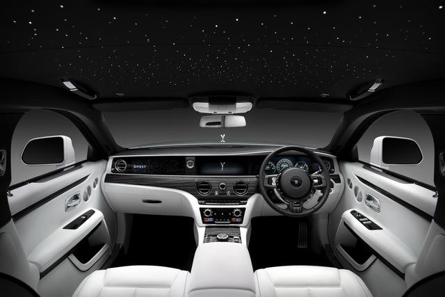 Rolls-Royce Ghost 2021 nhập tư chào đại gia Việt với giá 45 tỷ đồng ngang ngửa Phantom chính hãng - Ảnh 4.