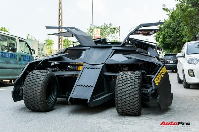 Gặp chàng sinh viên Việt tự làm 'siêu xe' Batmobile đang gây sốt: Cặm cụi 10 tháng, tốn nửa tỷ đồng nhưng vẫn chưa có điểm dừng - Ảnh 3.