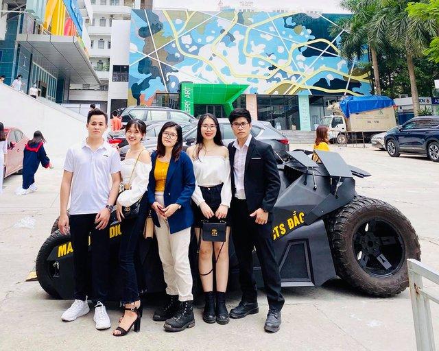 Gặp chàng sinh viên Việt tự làm 'siêu xe' Batmobile đang gây sốt: Cặm cụi 10 tháng, tốn nửa tỷ đồng nhưng vẫn chưa có điểm dừng - Ảnh 1.