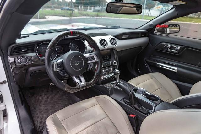 Độ hết 200 triệu, chủ nhân Ford Mustang bán xe với giá rẻ ngang Mercedes C 200 - Ảnh 3.