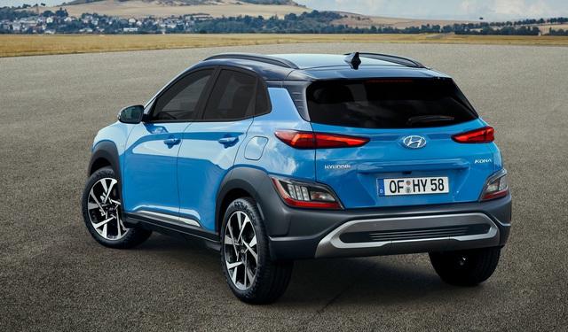 hyundai kona 16 1599011533030675843253 crop 15990164164052011962515 Hyundai Kona 2021 Facelift ra mắt với thiết kế mới. Đợi ngày về Việt Nam