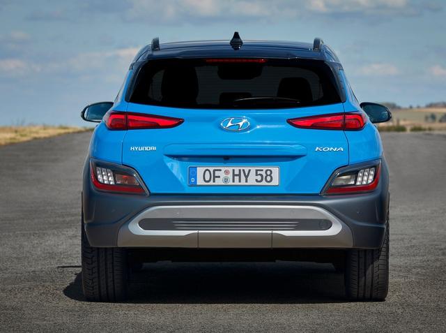 hyundai kona 17 1599011533040574681477 crop 15990163790891699548456 Hyundai Kona 2021 Facelift ra mắt với thiết kế mới. Đợi ngày về Việt Nam