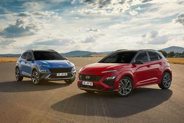Ra mắt Hyundai Kona 2021: Thiết kế điệu đà, thêm nhiều trang bị ao ước, chờ ngày về Việt Nam đáp trả Kia Seltos - Ảnh 1.