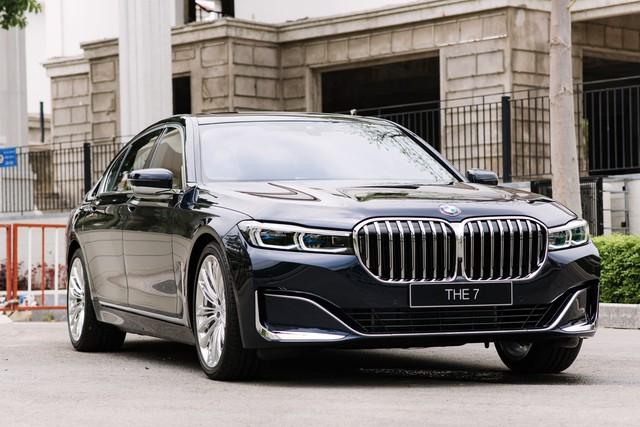 Nguyễn Quốc Cường sắm BMW 740Li gần 7 tỷ đồng sau tuyên bố tạm biệt Hành trình siêu xe - Ảnh 2.
