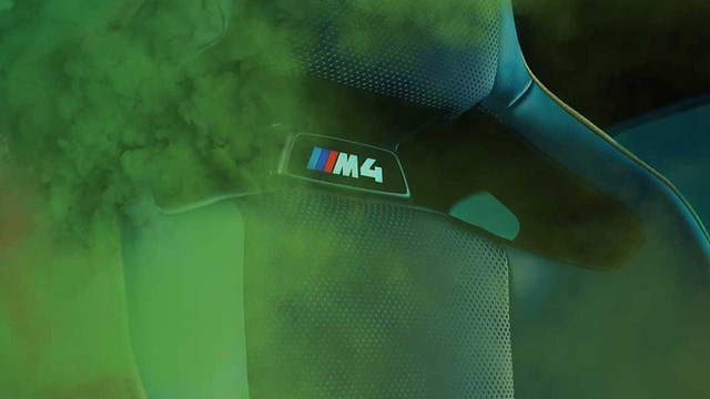 BMW nhá hàng M3, M4 lần cuối cận kề ngày ra mắt: Toàn chi tiết hot nhưng tản nhiệt khổng lồ vẫn gây chú ý nhất - Ảnh 3.