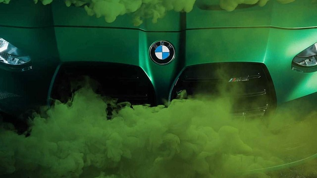 BMW nhá hàng M3, M4 lần cuối cận kề ngày ra mắt: Toàn chi tiết hot nhưng tản nhiệt khổng lồ vẫn gây chú ý nhất