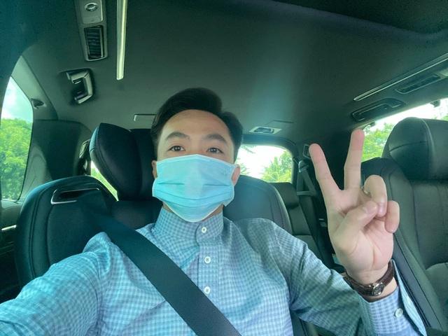 Rộ tin Nguyễn Quốc Cường bán Toyota Alphard: Xe lăn bánh 10 tháng, ODO gây ngạc nhiên - Ảnh 4.