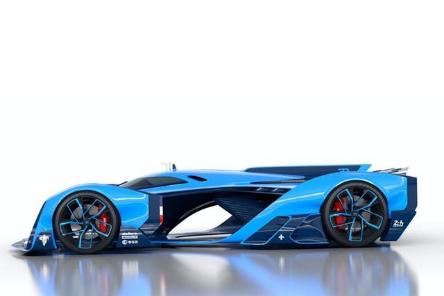 Bugatti sắp ra mắt siêu xe siêu khủng, không giống bất cứ thứ gì từng làm trước đây - Ảnh 1.