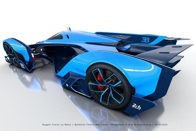 Bugatti sắp ra mắt siêu xe siêu khủng, không giống bất cứ thứ gì từng làm trước đây - Ảnh 2.