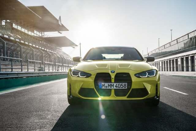 Xem trước BMW M3, M4 với bộ ảnh ngoại thất full trước giờ ra mắt - Ảnh 5.