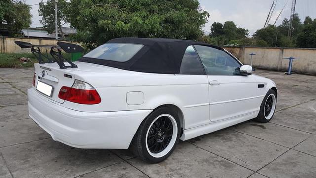 Cần đổi SUV 7 chỗ, chủ nhân BMW E46 mui trần bán xe ngang giá VinFast Fadil - Ảnh 2.