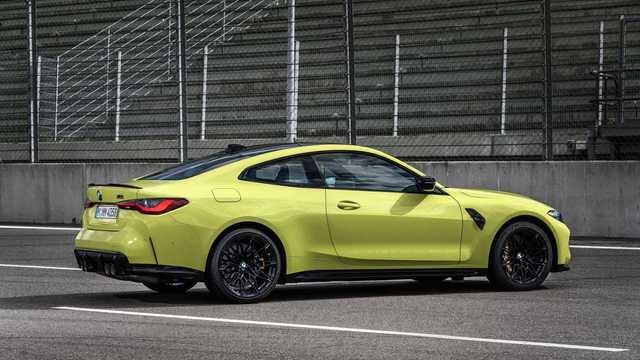 Ra mắt BMW M3, M4 mới: Đẹp và mạnh như ý nên lưới tản nhiệt dù có thô thì nhìn lâu cũng thành quen mắt - Ảnh 5.