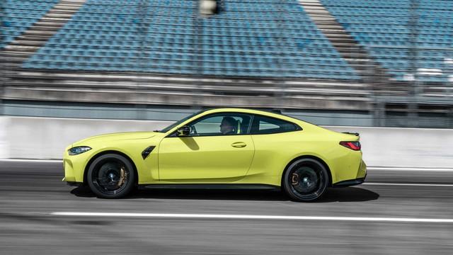 Ra mắt BMW M3, M4 mới: Đẹp và mạnh như ý nên lưới tản nhiệt dù có thô thì nhìn lâu cũng thành quen mắt - Ảnh 3.