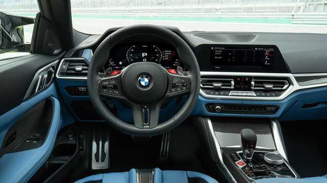 Ra mắt BMW M3, M4 mới: Đẹp và mạnh như ý nên lưới tản nhiệt dù có thô thì nhìn lâu cũng thành quen mắt - Ảnh 8.