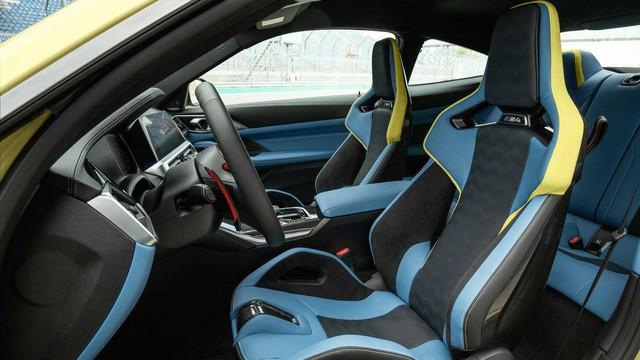 Ra mắt BMW M3, M4 mới: Đẹp và mạnh như ý nên lưới tản nhiệt dù có thô thì nhìn lâu cũng thành quen mắt - Ảnh 9.