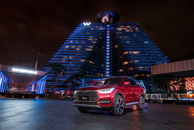 BYD Song Plus - SUV Trung Quốc giống Audi, nội thất nghiêng, giá rẻ như xe phổ thông - Ảnh 6.