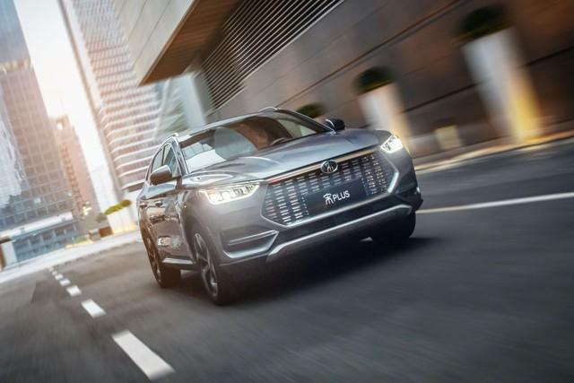 BYD Song Plus - SUV Trung Quốc giống Audi, nội thất nghiêng, giá rẻ như xe phổ thông - Ảnh 2.
