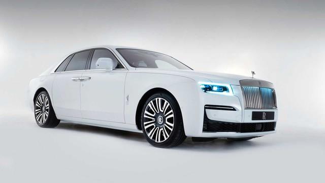 Ra mắt Rolls-Royce Ghost Extended - Siêu sang tối thượng cho Chủ tịch  - Ảnh 1.