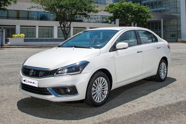 Suzuki Ciaz 2020 giảm giá 'chóng mặt', còn dưới 500 triệu: Đòn phủ đầu Honda City sắp ra mắt - Ảnh 1.