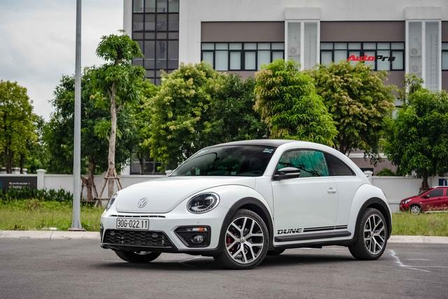Hậu khai tử, hàng hiếm Volkswagen Beetle Dune 2019 có giá đắt ngang VinFast Lux A2.0 đập hộp - Ảnh 8.