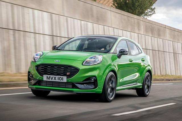 Ford Puma - Anh em EcoSport thêm cấu hình khủng, đe nẹt Hyundai Kona hiệu suất cao - Ảnh 1.