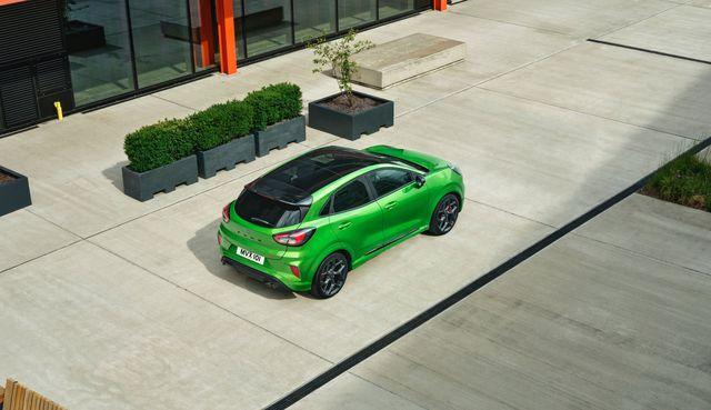 Ford Puma - Anh em EcoSport thêm cấu hình khủng, đe nẹt Hyundai Kona hiệu suất cao - Ảnh 5.