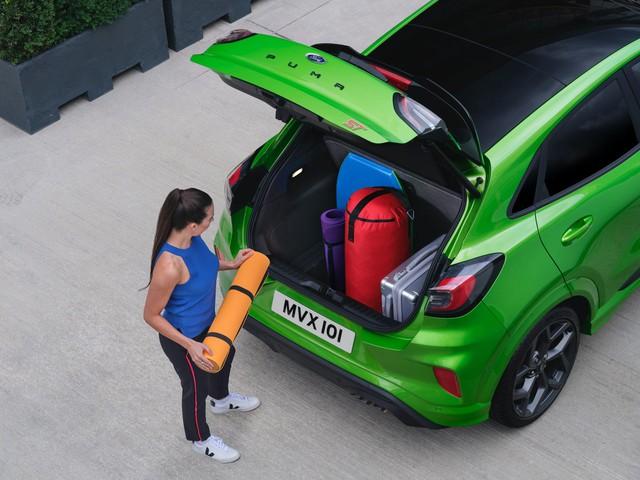 Ford Puma - Anh em EcoSport thêm cấu hình khủng, đe nẹt Hyundai Kona hiệu suất cao - Ảnh 4.