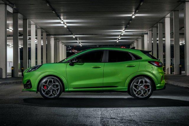 Ford Puma - Anh em EcoSport thêm cấu hình khủng, đe nẹt Hyundai Kona hiệu suất cao - Ảnh 2.