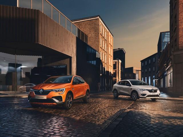 Renault Arkana: SUV lai coupe giá rẻ mở rộng địa bàn, Việt Nam là một trong những thị trường đầu tiên - Ảnh 1.