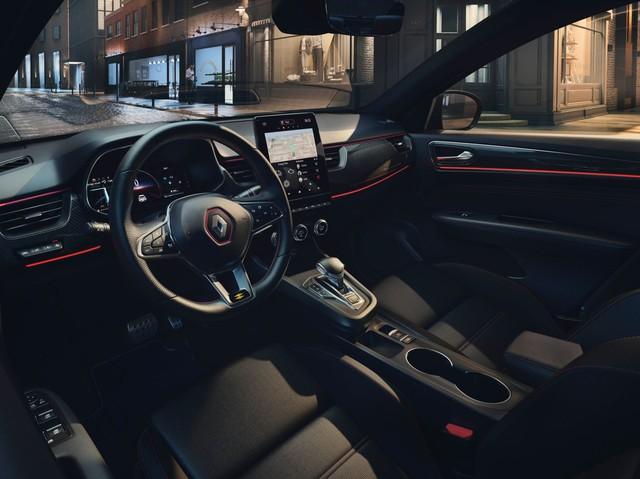 Renault Arkana: SUV lai coupe giá rẻ mở rộng địa bàn, Việt Nam là một trong những thị trường đầu tiên - Ảnh 4.